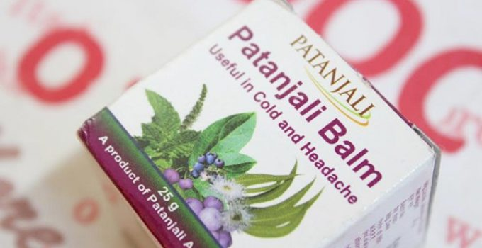 Patanjali Balm Review - Bad or Good for Cold & Headache, Patanjali Balm