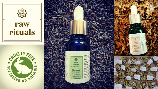 Raw Rituals, Winter Body Care Essentials
