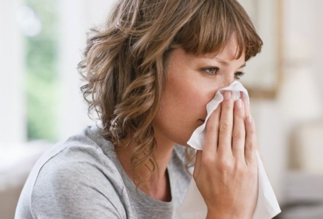 Simple Tips to Clear a Stuffy Nose Fast, Clear a Stuffy Nose