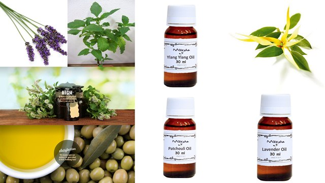 Moksha Lifestyle, Essential Oils