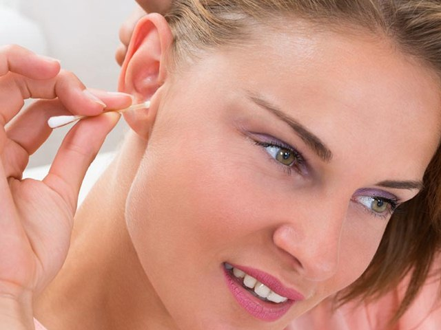 How to Get Rid of Earwax at Home, Get Rid of Earwax at Home