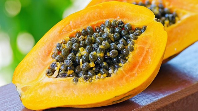 Why You Should Eat Papaya Seeds, Papaya Seeds