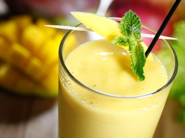 Mango Lassi, Refreshing Summer Drinks