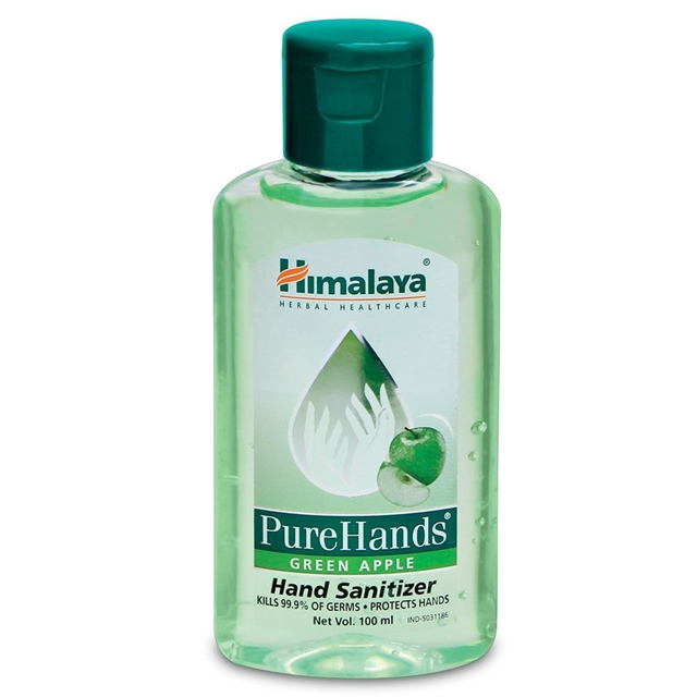 Himalaya PureHands Hand Sanitizer - Green Apple, Himalaya PureHands Hand Sanitizer, Hand Sanitizer