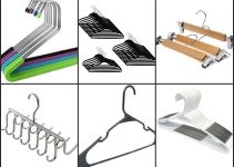 10 Types of Wardrobe Hangers and Their Uses, Wardrobe Hangers