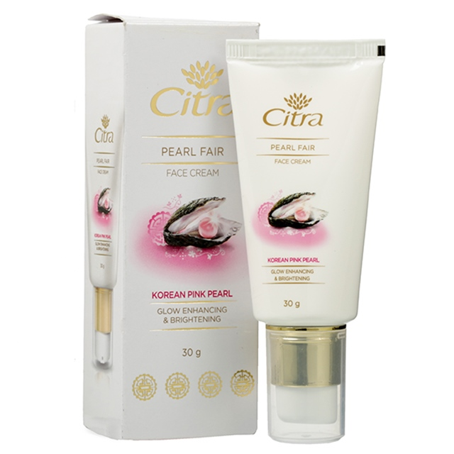 Citra Pearl Fair Face Cream, Citra Skin Care
