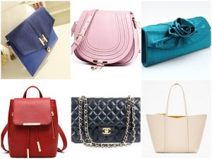 Types of Handbags for Today's Women, Types of Handbags