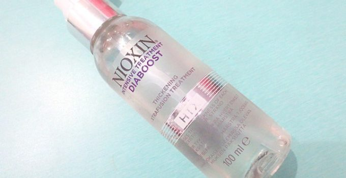 Nioxin Intensive Treatment Diaboost for Hair Thickening review