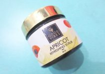 Good Vibes Apricot Refreshing Scrub Review