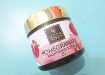 Good Vibes Pomegranate Brightening Scrub Review