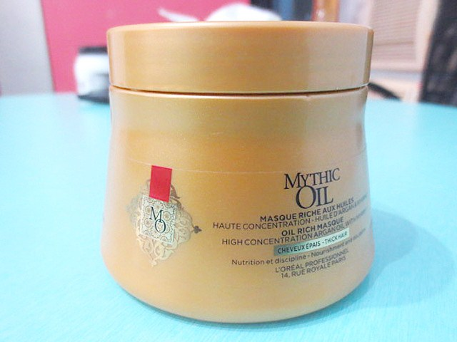 L'Oreal Professionnel Mythic Oil Masque Riche Aux Huiles for Hair Review, L'Oreal Professionnel Mythic Oil Masque Riche Aux Huiles for Hair, L'Oreal Professionnel Mythic Oil Hair Masque, Hair mask for dry hair, Hair Mask