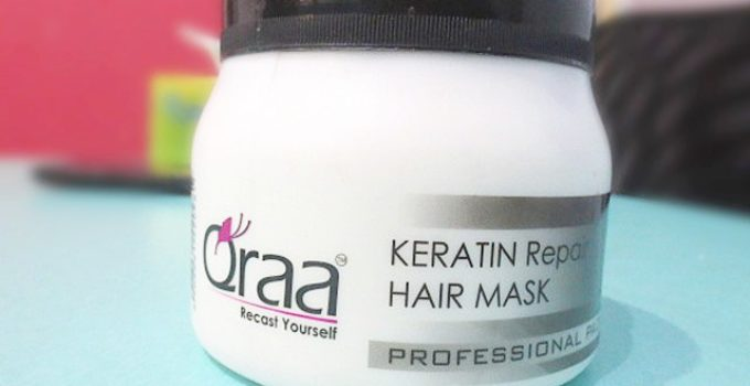 Qraa Keratin Repair Hair Mask Review