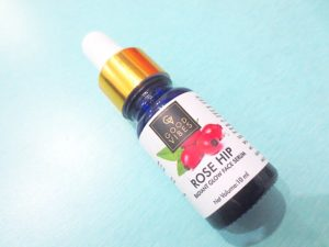 Good Vibes Rose Hip Radiant Glow Face Serum Review