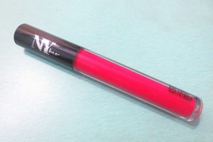 NY Bae Liquid Pink Lipstick Review