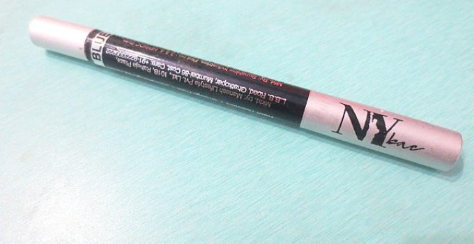 NY Bae Long Eye Land Kohl Eye Pencil Blue Review