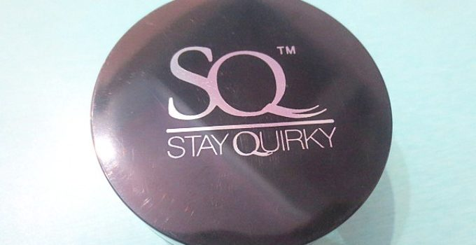 Stay Quirky Longer Love Makin' Translucent Face Powder Review