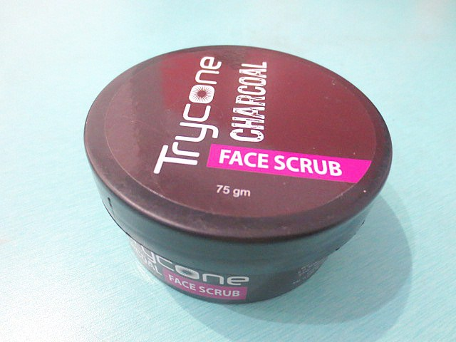 Trycone Charcoal Face Scrub Review, Trycone Charcoal Face Scrub, Charcoal Face Scrub, Charcoal Scrub, Natural Face Scrub, Natural Scrub, Face Scrub, Scrub