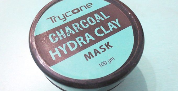 Trycone Charcoal Hydra Clay Face Mask Review